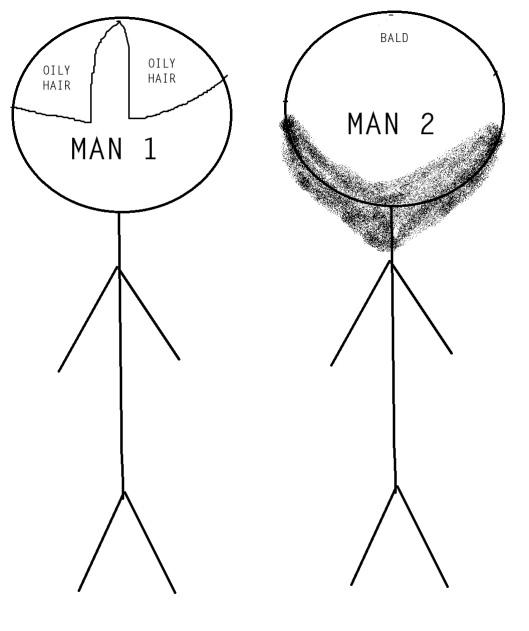 Muggers Man 1 and Man 2